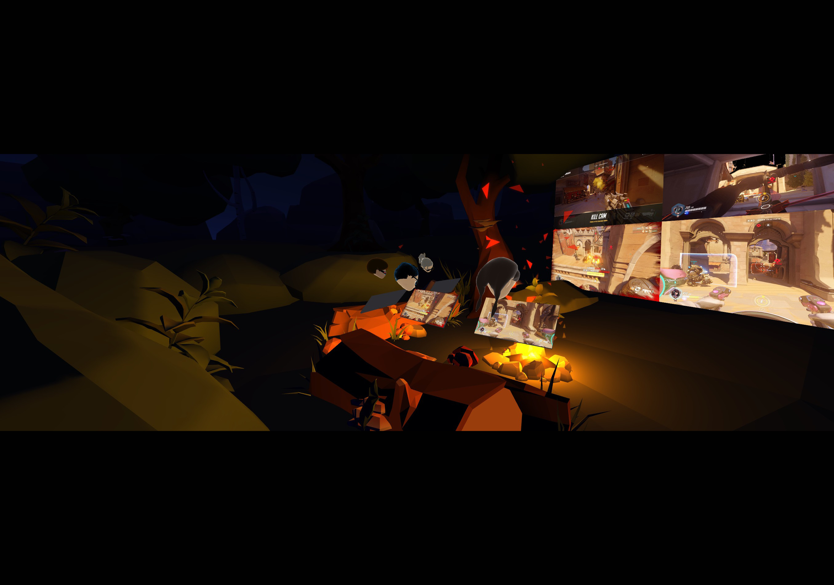Virtual Screen Sharing VR App Bigscreen Raises $11 Million In Series A funding