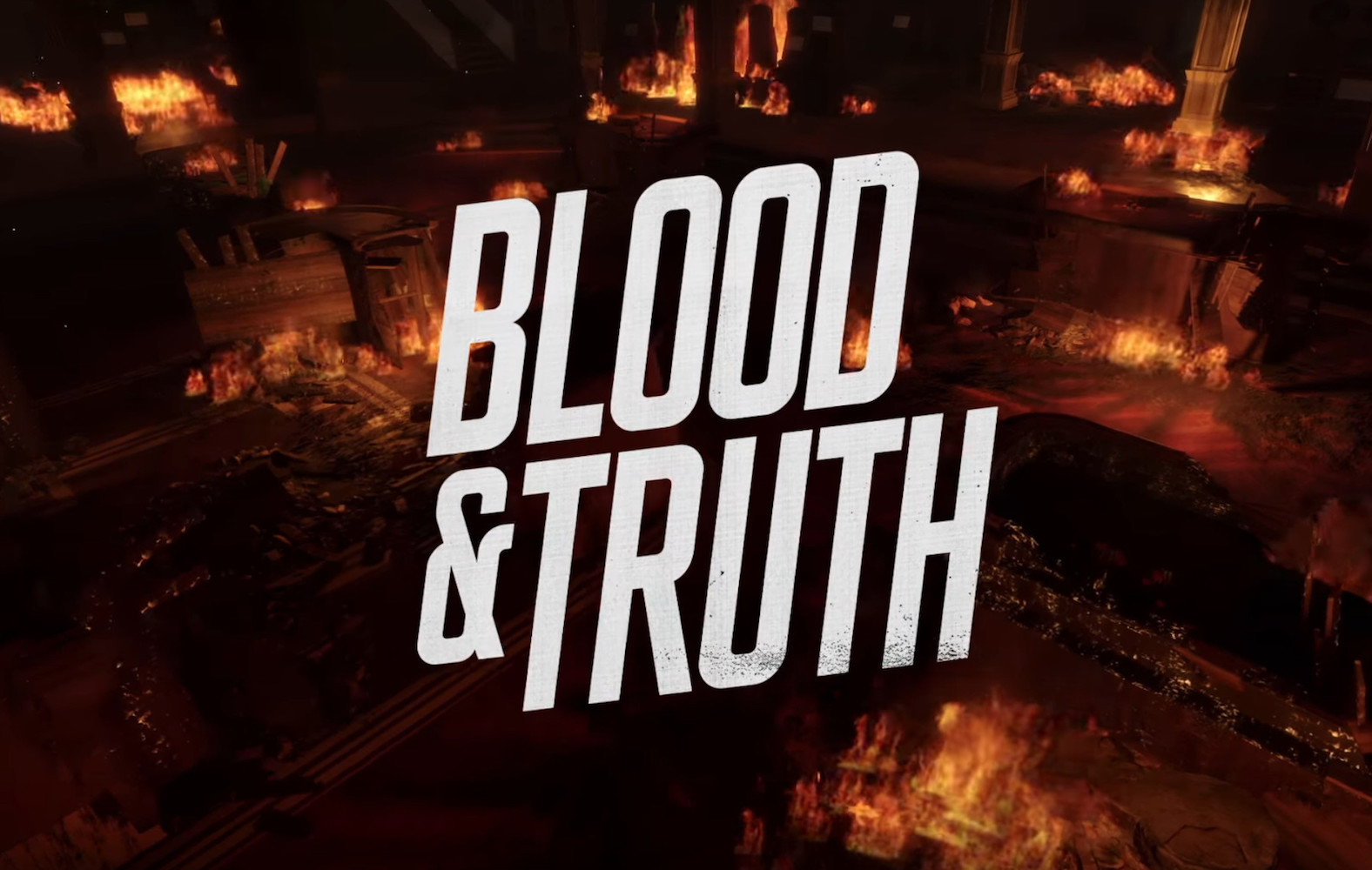 PlayStation Releases Trailer For Upcoming Game 'Blood & Truth' On PS VR