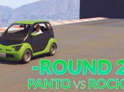 gta 5 car vs rocket