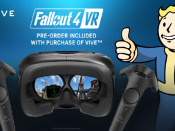 htc vive fallout 4 vr bundle