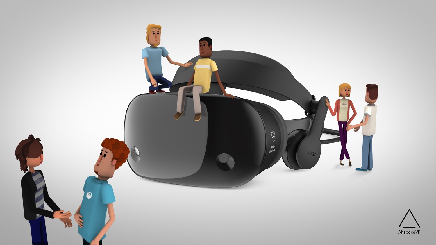 Microsoft Acquires AltspaceVR For Their Upcoming Windows Mixed Reality Platform
