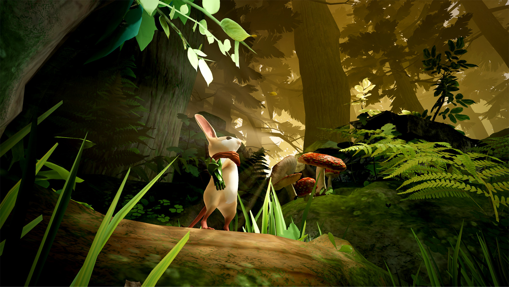 Moss Coming To PS VR In February 2018