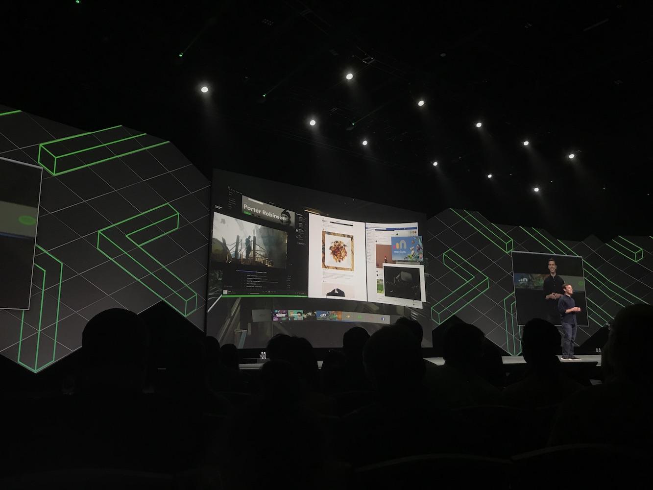 oculus dash