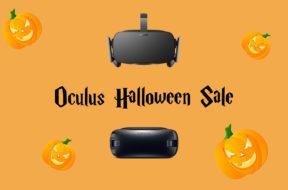 oculus halloween sale