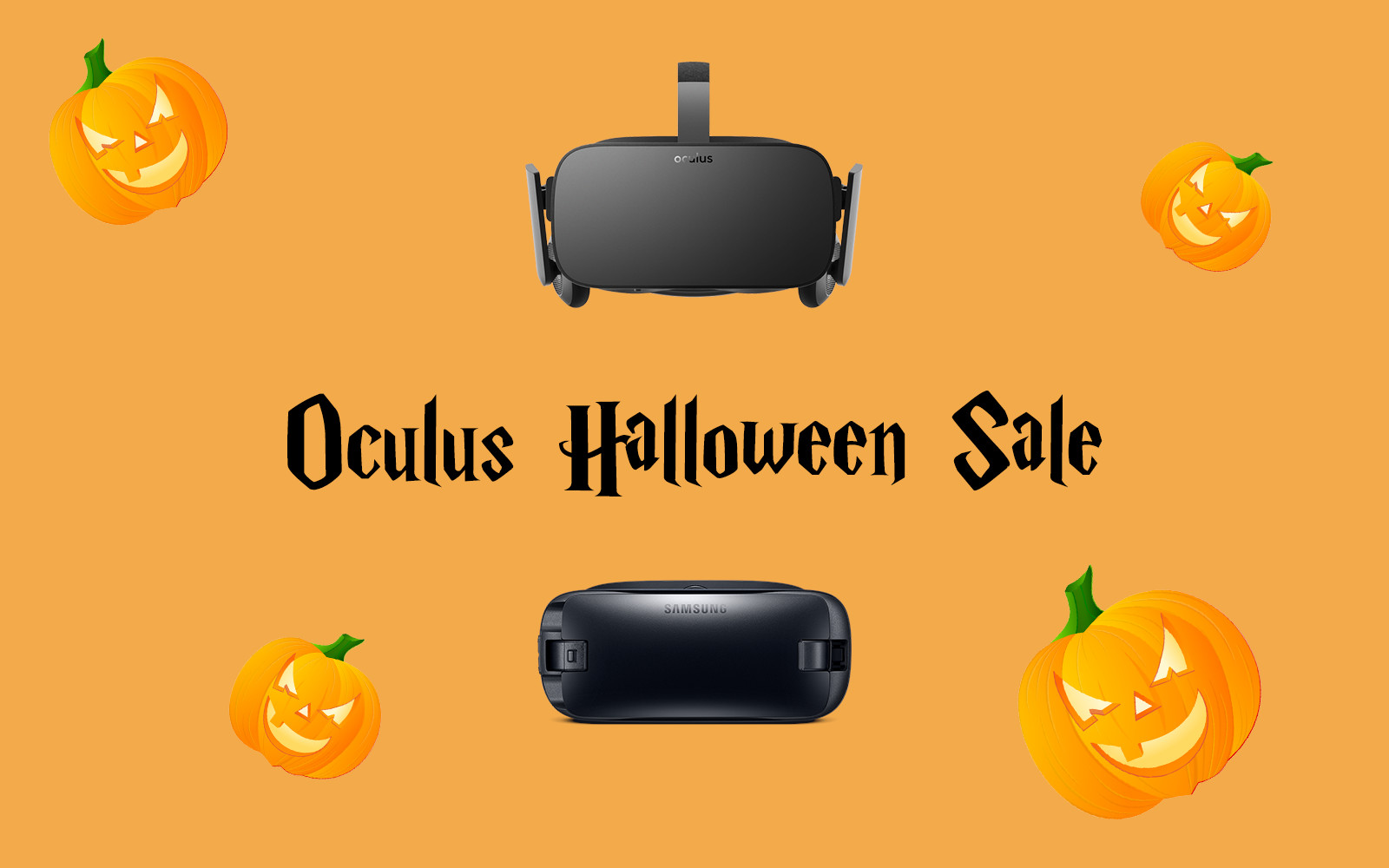 Oculus Launches Halloween Sale On Horror Themed VR Games For Rift And Gear VR