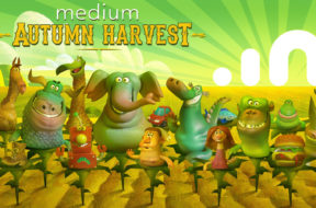 oculus medium autumn harvest release