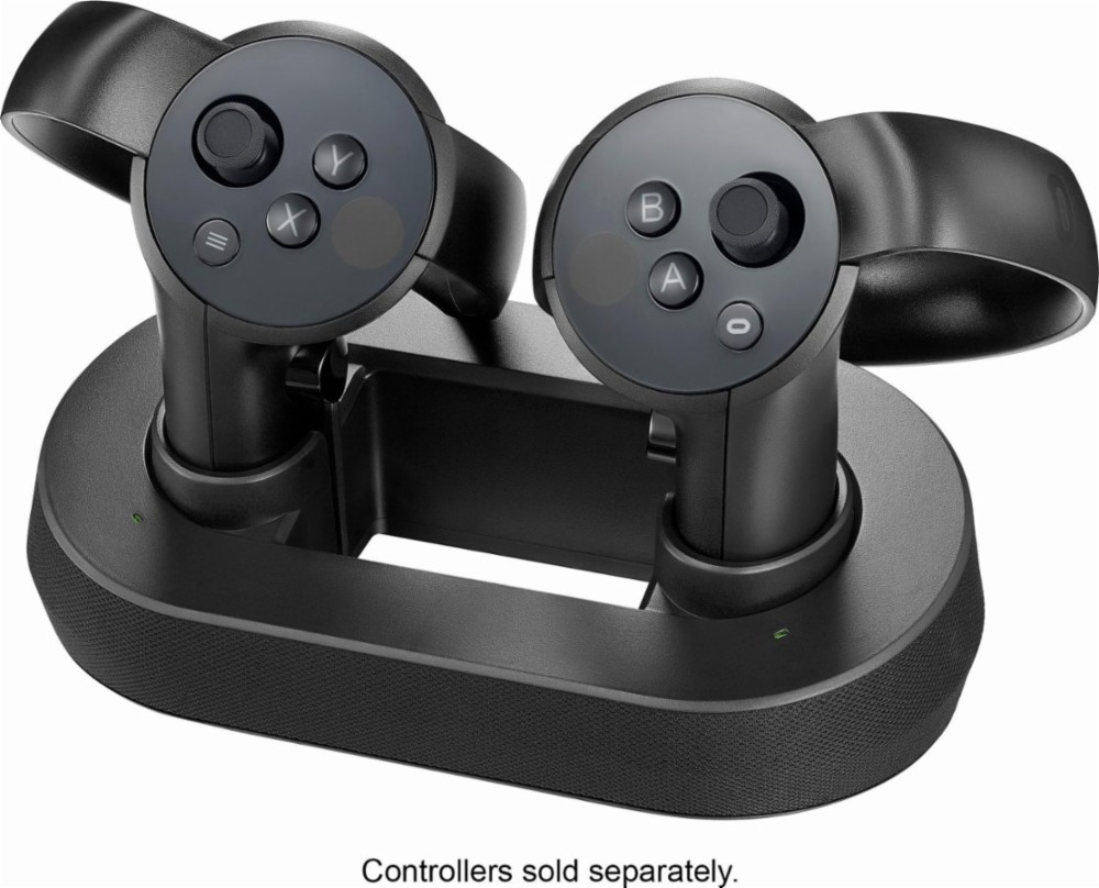 Insignia Releases Oculus Touch Charging Station With Rechargeable Batteries