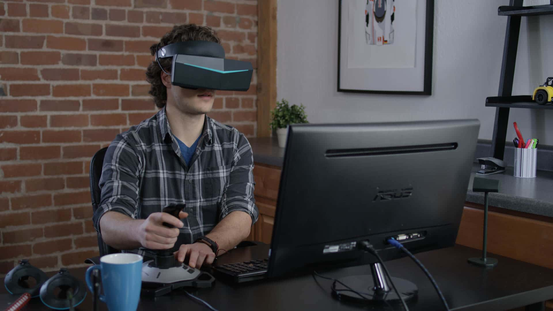 Pimax Hits $3 Million Stretch Goal And Promises To Deliver Free Eye tracking Module