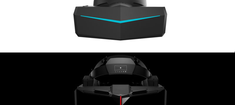 pimax 8k vs starvr hd vr headset
