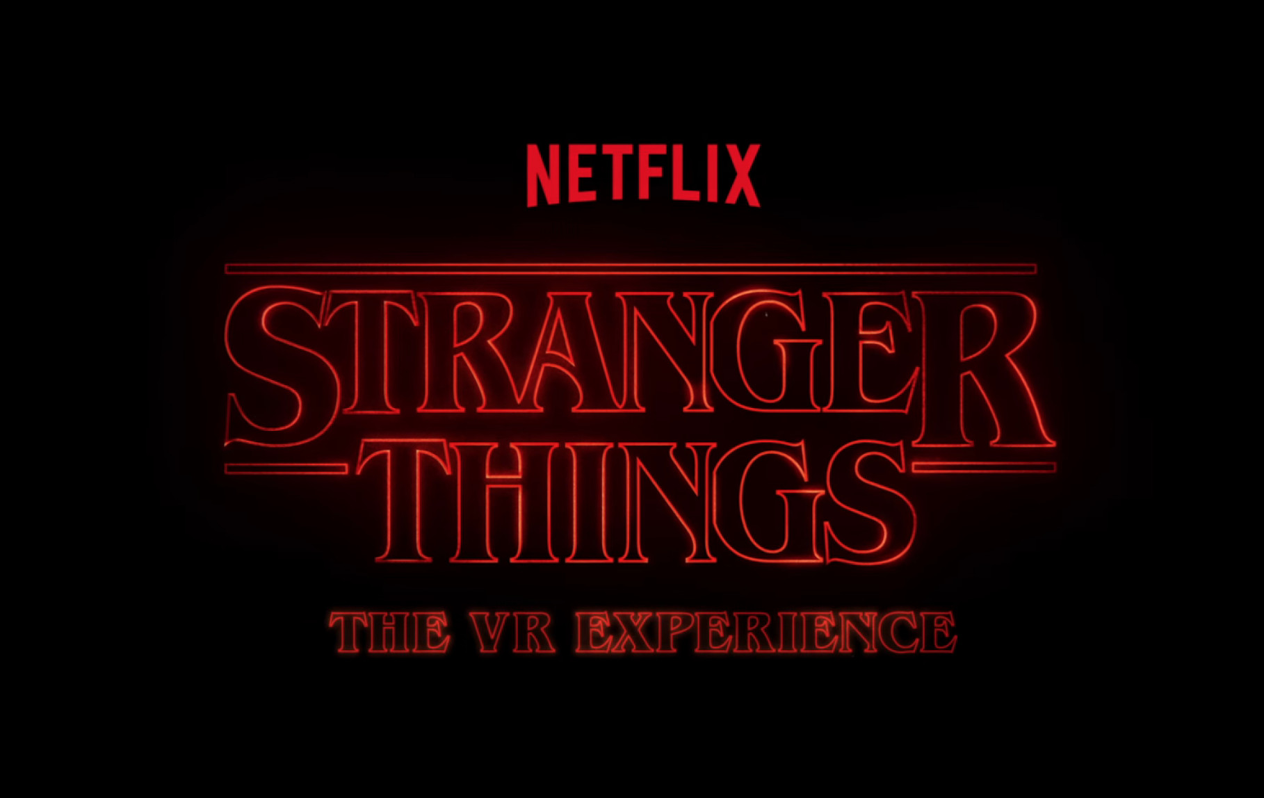 PlayStation Teases Us With 'Stranger Things: The VR Experience'