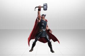 thor on Marvel Powers United VR
