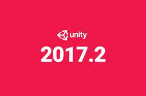 unity 2017.2