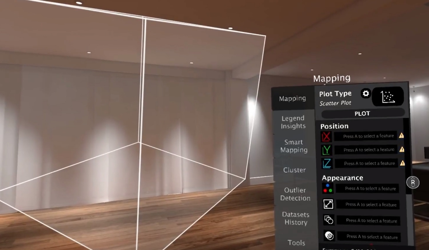 Virtualitics Allows You To See Big Data In VR