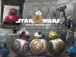 Star Wars Droid Repair Bay