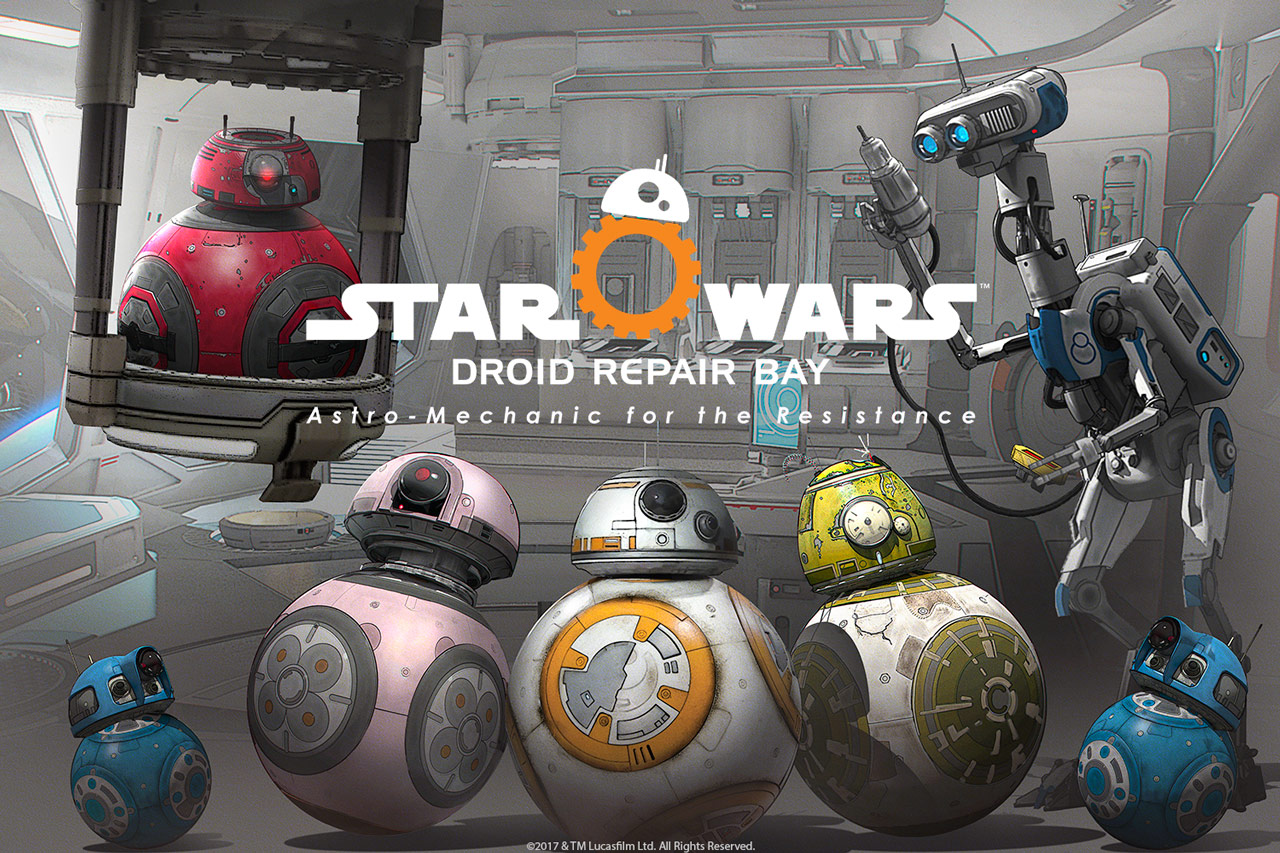 Disney Announces New VR Experience Called Star Wars: Droid Repair Bay