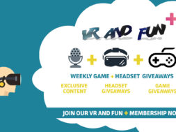 VR AND FUN PLUS action call
