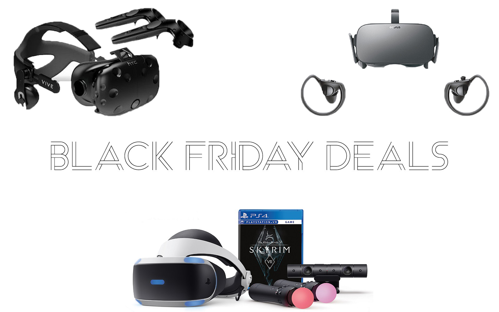 Best Prices On VR Headsets Right Now During Black Friday Sales