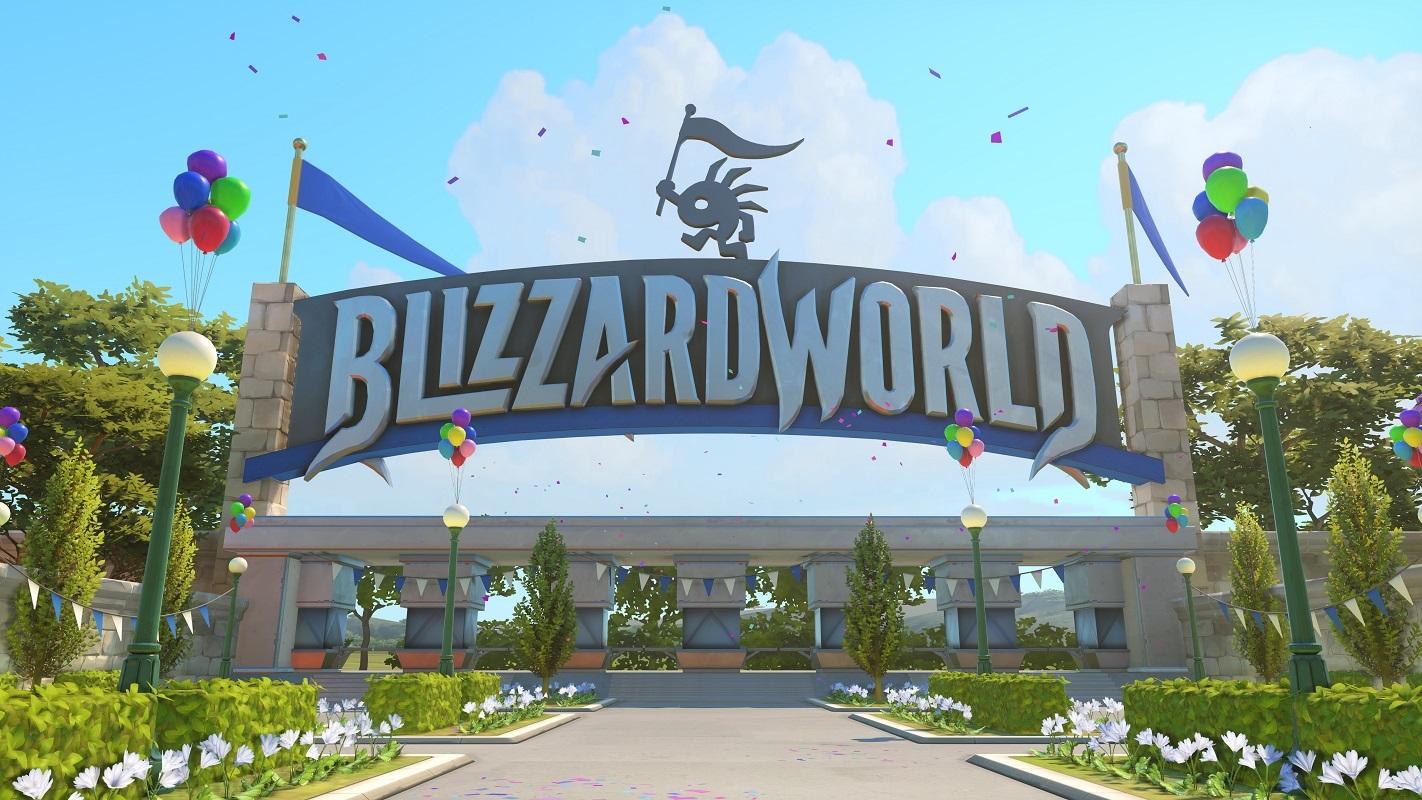 Blizzard Entertainment Announces Blizzard World For Overwatch