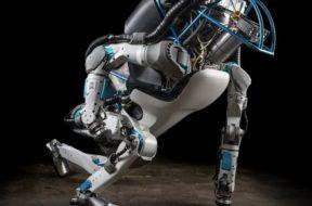 boston dynamics atlas humanoid robot