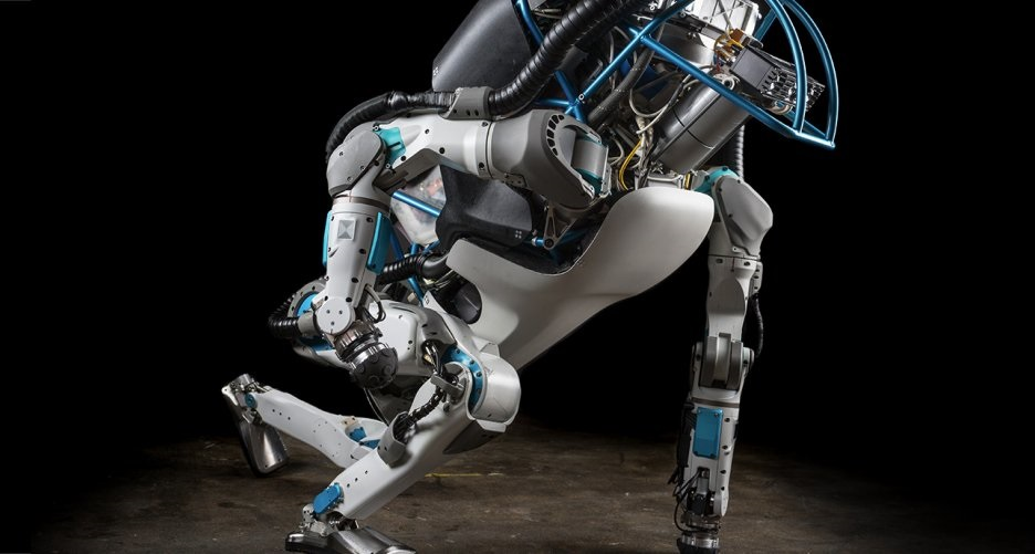 Boston Dynamics Atlas Is Slowly Becoming That AI Humanoid From 'I, Robot'