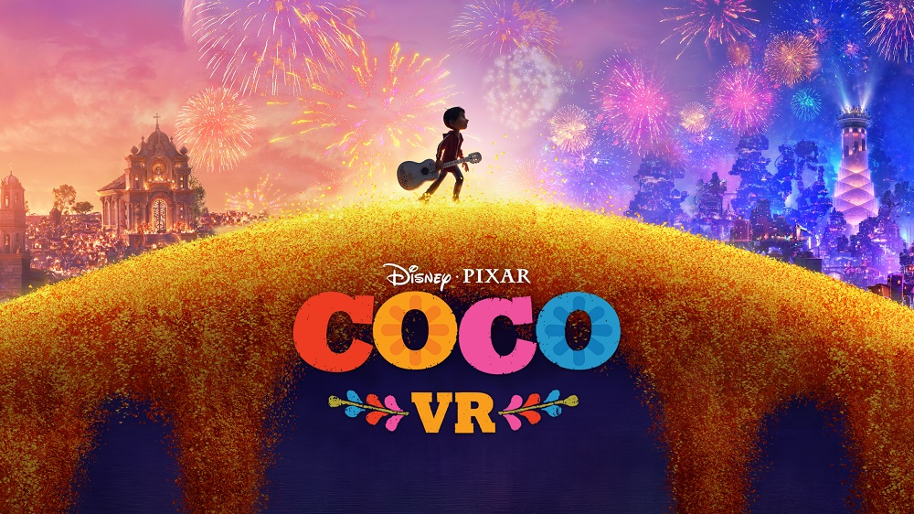 Disney Pixar Brings The Animated World To Life In 'Coco VR' For Oculus Rift
