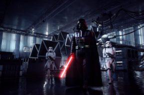 ea star wars battlefront ii darth vader image