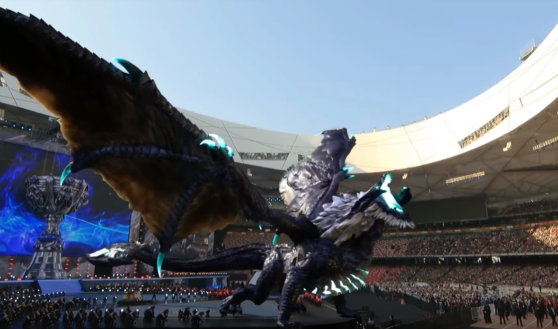 league of legends worlds 2017 elder dragon ar - League of Legends supera los 8 millones de jugadores diarios