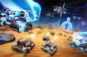 league of war vr arena psvr game