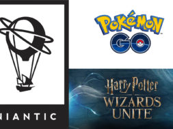 niantic labs pokemon go harry potter