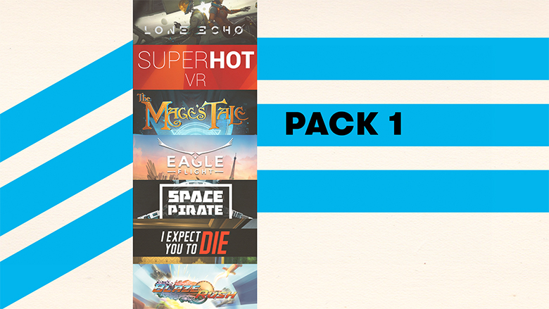 oculus rift collection pack 1