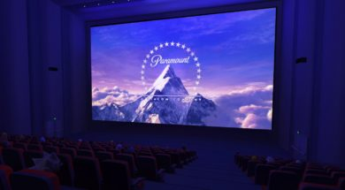 paramount pictures vr movie theater with bigscreen