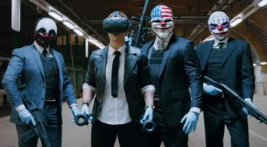 payday 2 vr image complete