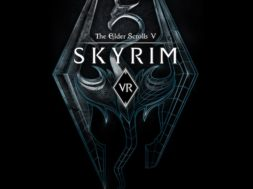 skyrim vr logo official