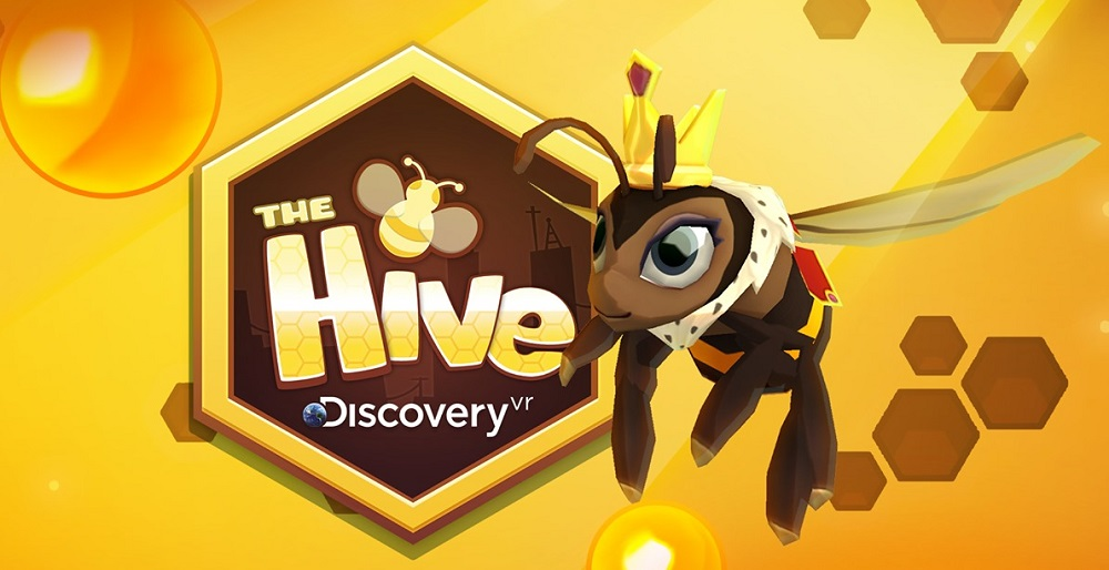 the hive vr by discovery