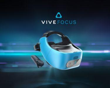 vive focus standalone vr headset