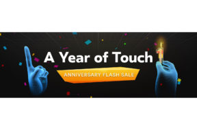 a year of touch oculus flash sale