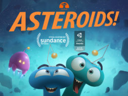 asteroids by babobab studios