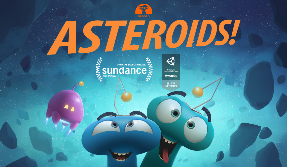 Asteroids! By Baobab Studios Is A Pixar Like Story In VR That You Want To Watch