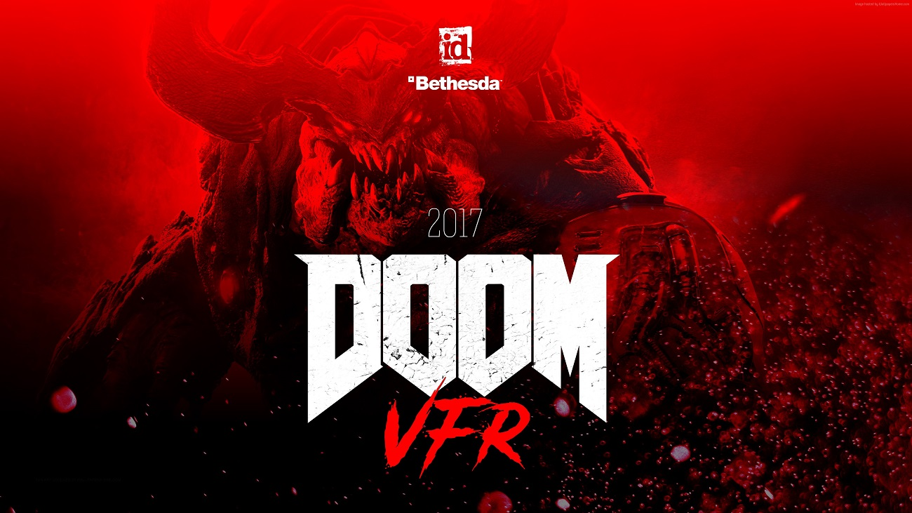 New SteamVR Update Allows Rift Users To Play DOOM VFR