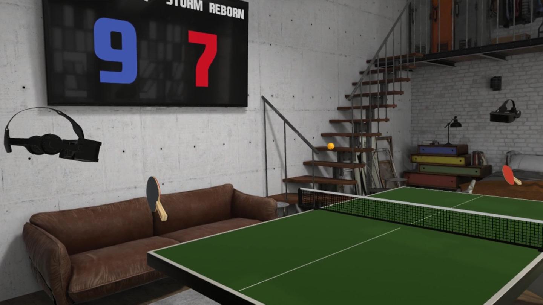eleven tennis vr