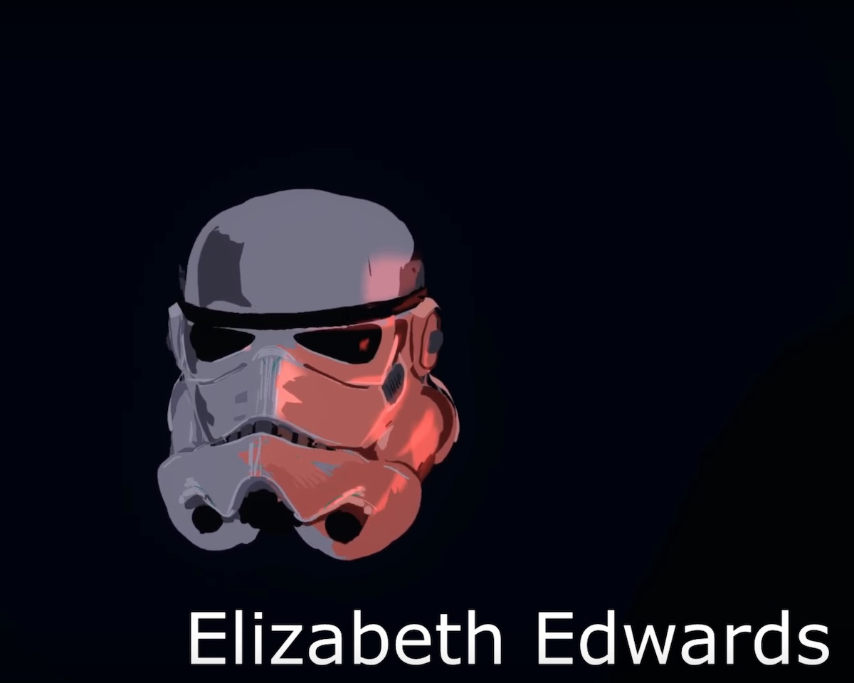 elizabeth edwards storm trooper vr artwork