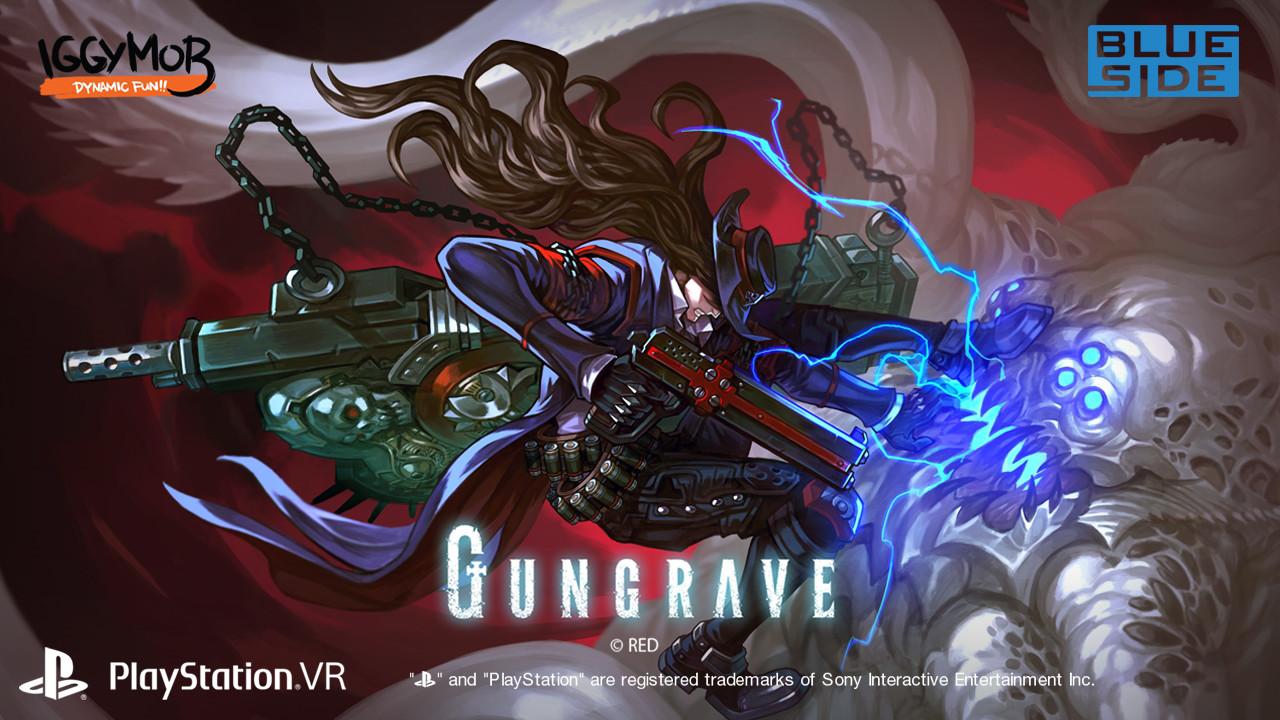 Gungrave VR For PlayStation VR Looks Visually Striking