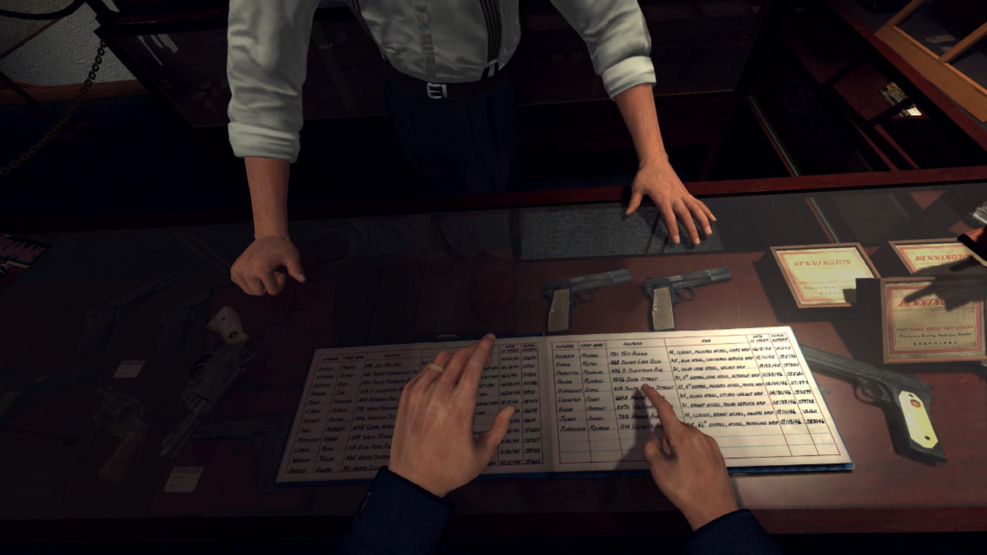 LA Noire: The VR Case Files By Rockstar Games Out Now