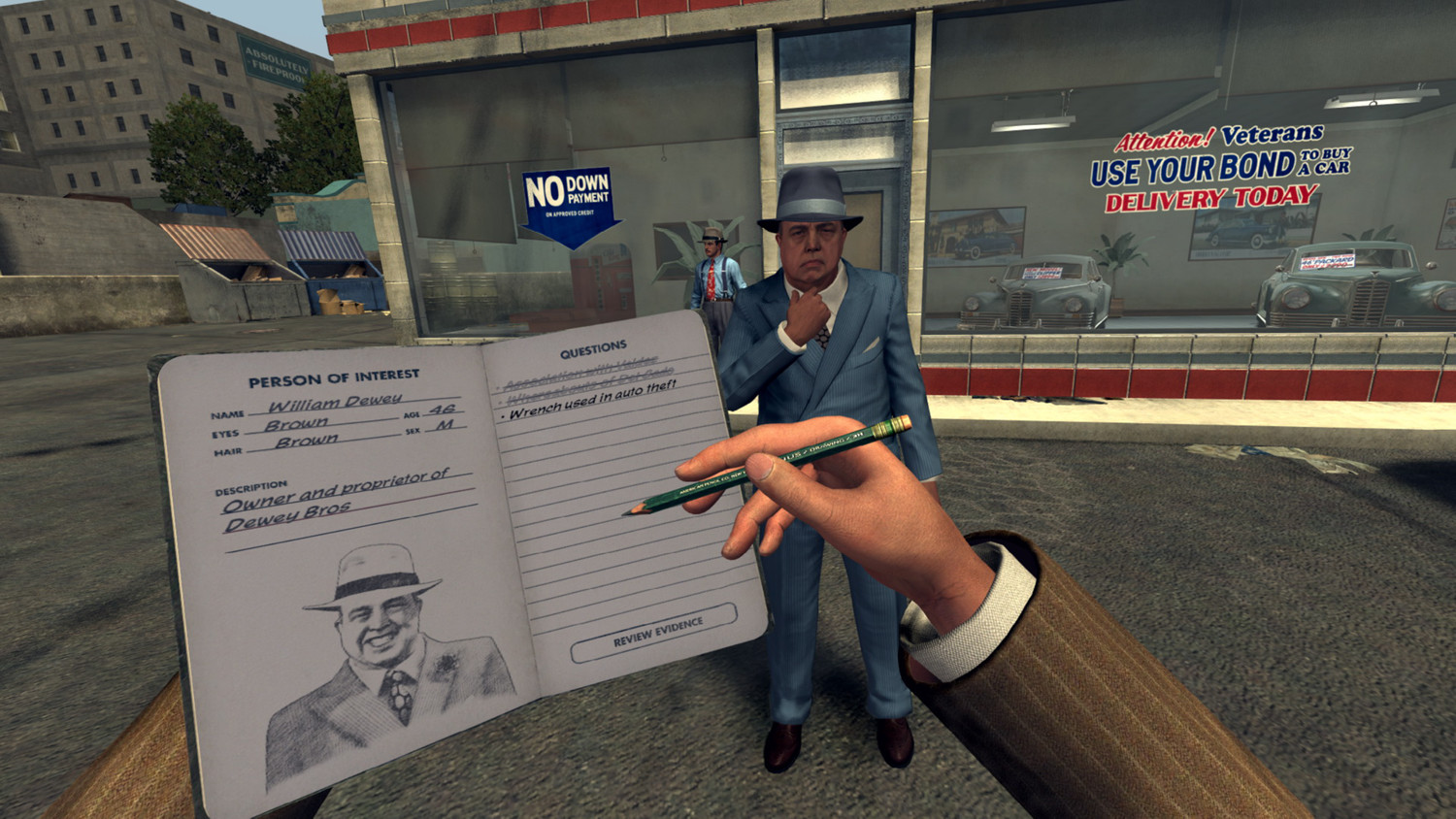 Here Are The Minimum Specs Required To Play LA Noire: The VR Case Files