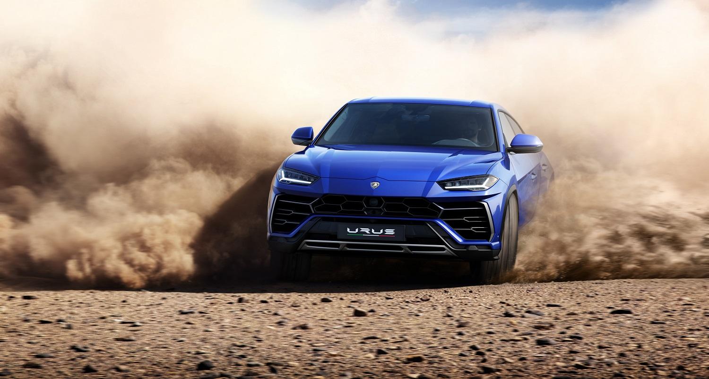 Fun Story: Meet The 2019 Lamborghini Urus SUV
