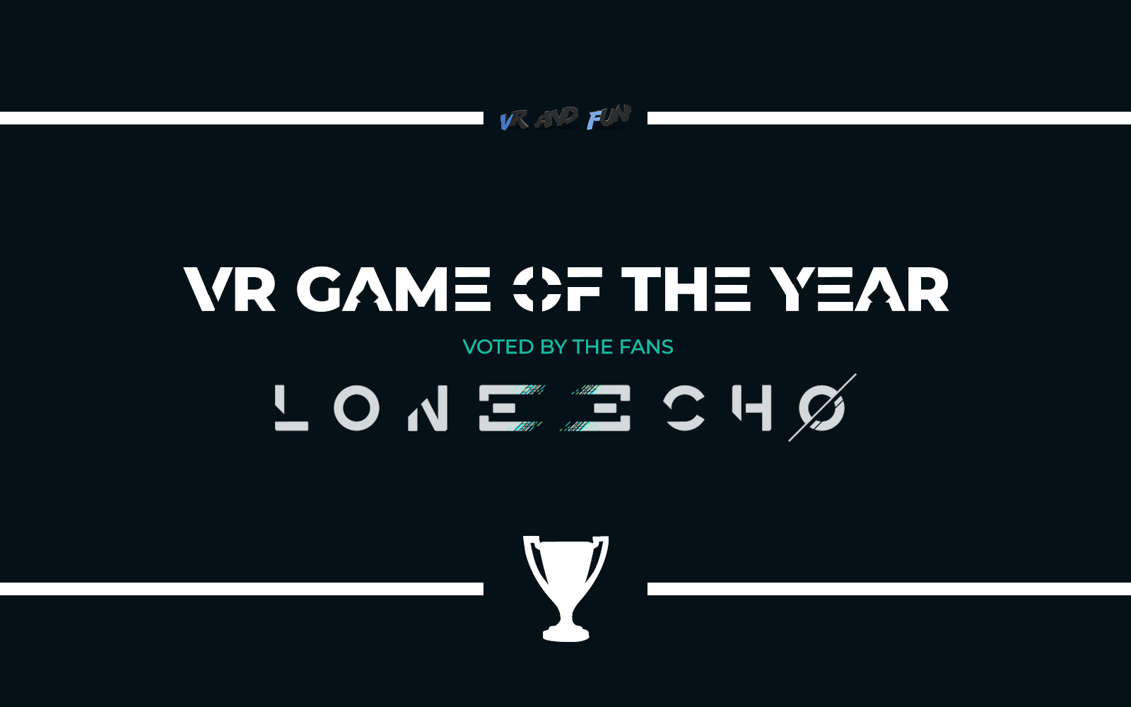 lone echo vr game of the year