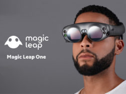 magic leap one ar headset