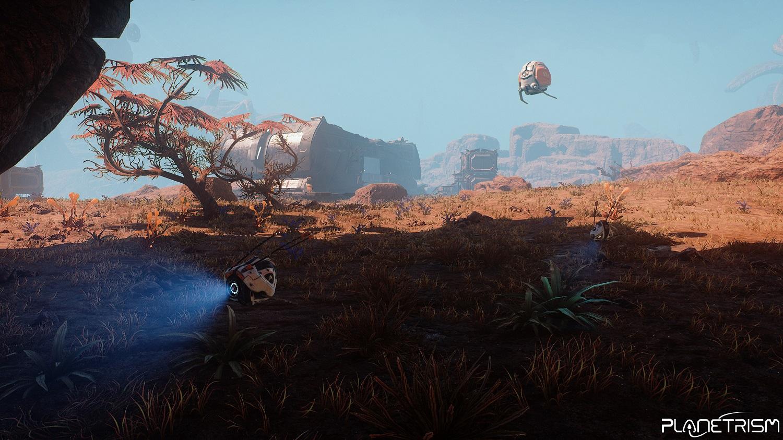 planetrism vr game