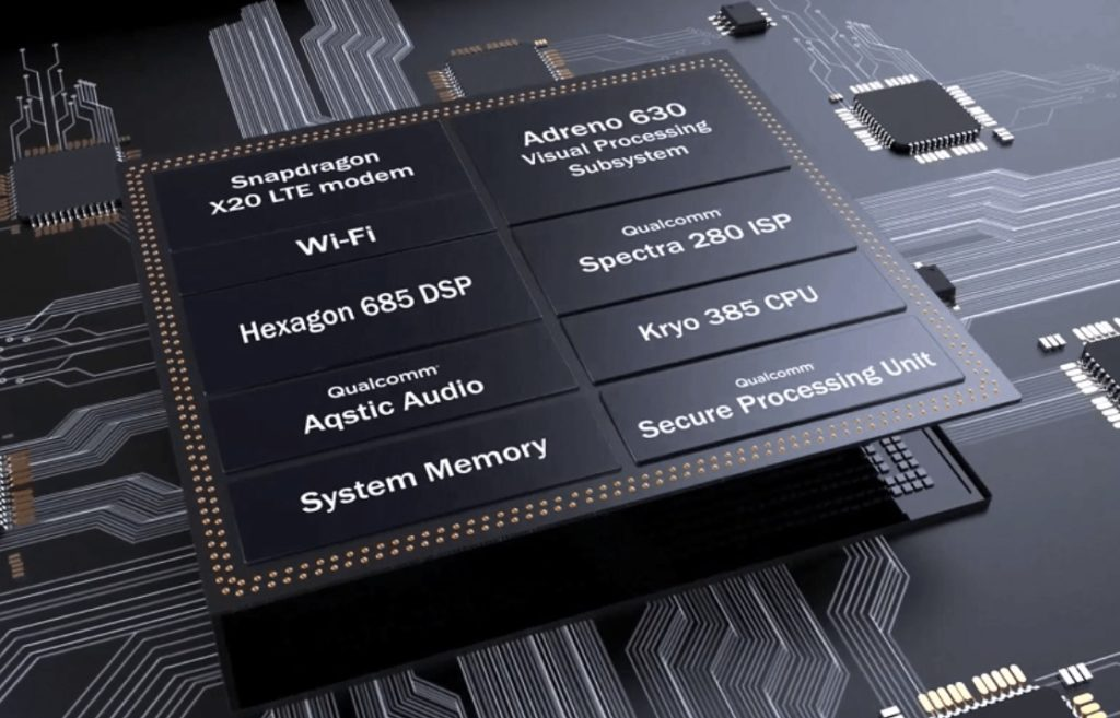 Qualcomm Announces The Snapdragon 845 Chip Which Runs 120 Fps For Vr And Delivers 4k Content