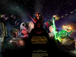 star wars vr artwork on google tilt brush